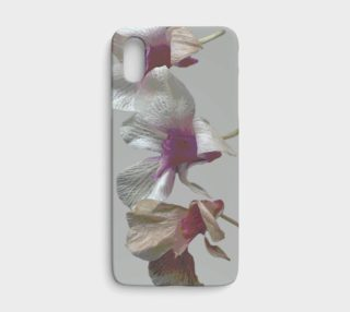 Orchids 3D, iPhone X preview