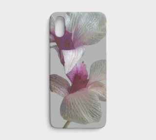 Orchids, iPhone X preview