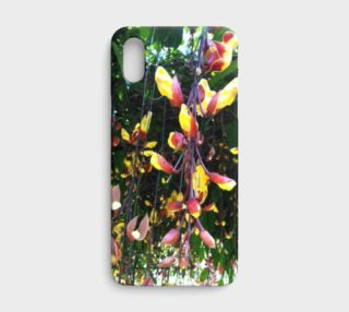Blooming Orchids, iPhone X preview