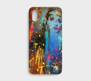 Chuck Redick Wonder Women Case iPhone X preview