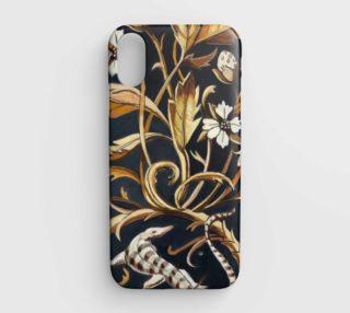 Aperçu de Decorative Floral IPHONE XR Case