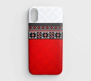 Westland | Snow iPhone XR case preview