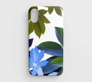 Blue Green Leaves preview