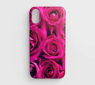 hot pink-roses preview