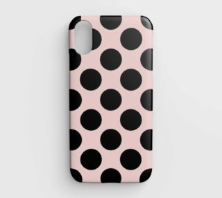 the dots 1950s my baby girl phone preview