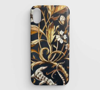 Decorative Floral IPHONE XS MAX Case preview
