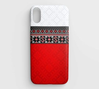 Westland | Snow iPhone XS Max case aperçu