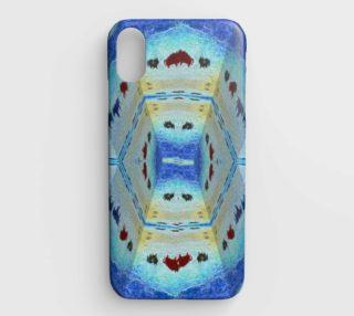 Ice Age Dimensional iPhone Case aperçu