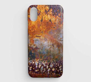 Aperçu de Rouille abstraite / Abstract Rust
