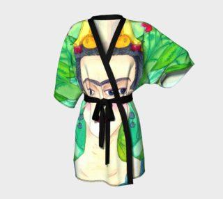 Frida Kimono preview