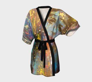 WonderWomen Kimono preview