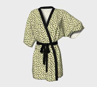 Aperçu de Crazy Cat Lady Kimono
