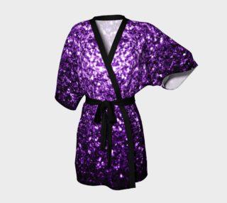 Beautiful Dark Purple glitter sparkles preview