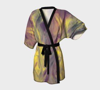 Gold Rush Kimono preview