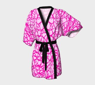 Desert Flower Kimono Robe preview