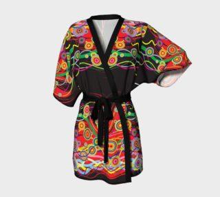 Fiesta Flare Kimono Robe preview