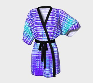 Color Me Purple Kimono Robe preview