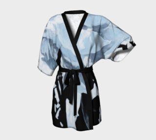 "Aperçu de ""A Peony For Your Thoughts"" Kimono Robe"