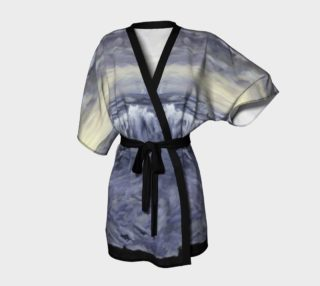 """Aperçu de """"Cusp"""" Kimono Robe"""