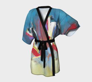 a single strand kimono robe preview