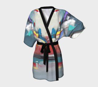 Beyond Relfection Kimono Robe preview