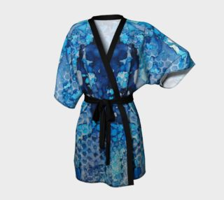 Beekeeper Blues Ink #13 Kimono preview