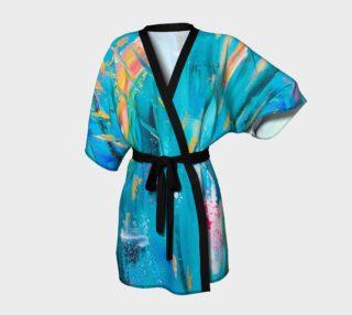 Aperçu de Sound Of Heaven Kimono Robe