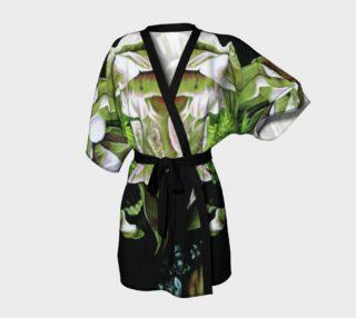 Peony Ride Kimono Robe preview