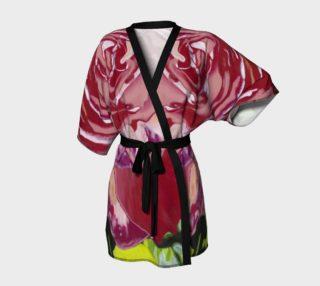 "Aperçu de ""My Funky Valentine"" Kimono Robe"