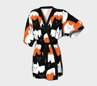 Three Cats Halloween preview