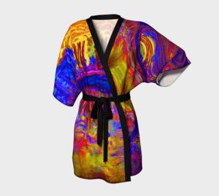 Atomic Arles Kimono Sunset Robe preview