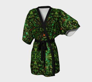 Jungle Velvet Kimono Robe preview