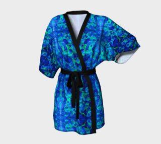 Indigo Stone Kimono Robe preview