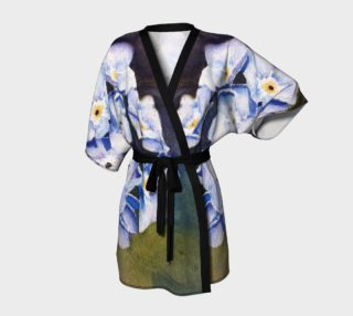Forget-me-not Robe preview