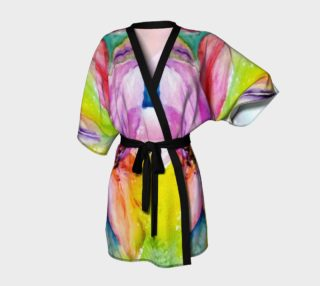 Neon Lily Robe preview
