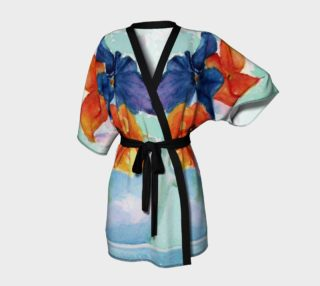 Aperçu de Dynamic Pansies Robe