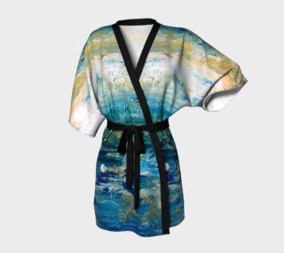 Ocean Kimono-Robe preview