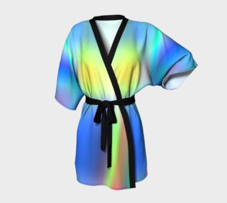 Neon Light Kimono preview