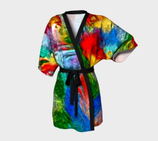 Magic Carpet Kimono preview