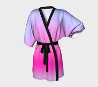 Pink and Purple Kimono preview
