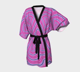 Curved Angles Kimono preview