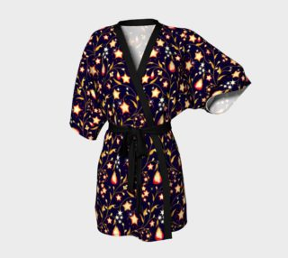 Beautiful Night Kimono preview