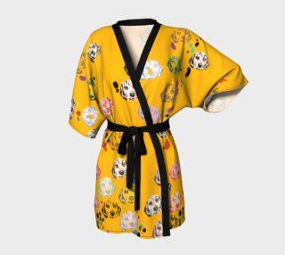 Aperçu de Dalmatian kimono