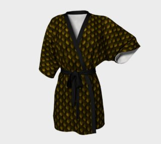 Gold Dragon Scale Robe preview
