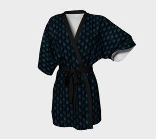 Aperçu de Blue Dragon Scale Robe