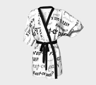 N'est-ce Pas Kimono preview
