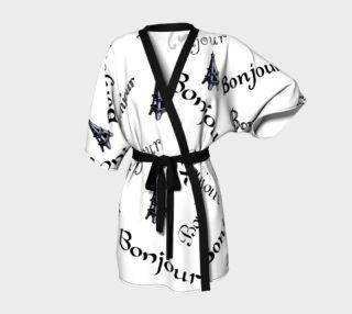 Aperçu de Bonjour Kimono
