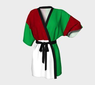 Italian Flag Kimono preview