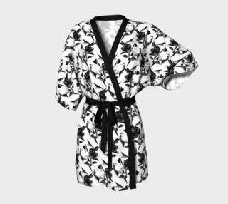 Rabbit Origami Kimono preview