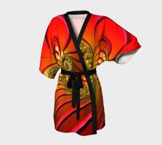 Tequila Sunrise Kimono preview